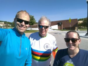 Omaha Connect Ride Participants