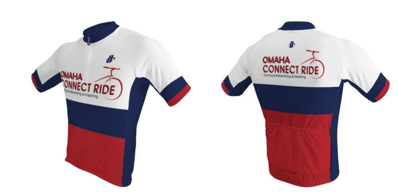 Omaha Connect Ride Jersey 2019