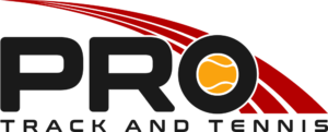 Pro Track and Tennis logo | Omaha Connect Ride Sponsor