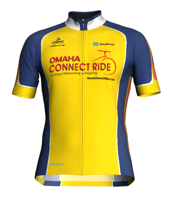 2020 Omaha Connect Ride Jerseys Pre-sale